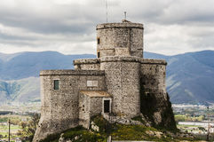 Montesarchio Castle Stock Images