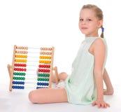 Montessori environment. Stock Image