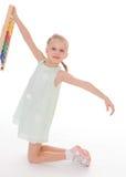 Montessori environment. Stock Photo