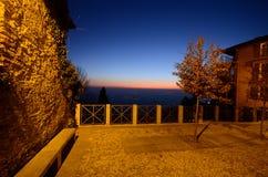 Montevecchia Fotografia Stock Libera da Diritti
