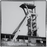 Montevecchio Mine Royalty Free Stock Images