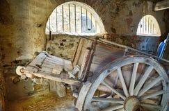 Montevecchio Mine Sardinia Royalty Free Stock Photo
