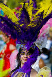 Montevideo carnaval Royalty Free Stock Photography