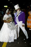 Montevideo carnaval Stock Image