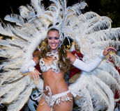Montevideo carnaval Stock Photo