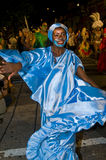Montevideo carnaval Stock Photos