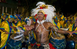Montevideo carnaval Royalty Free Stock Images