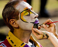 Montevideo carnaval Image stock