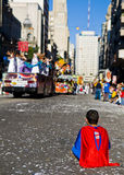 Montevideo carnaval Photo stock