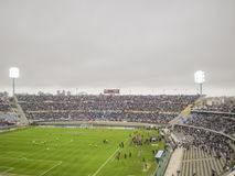 Montevideo centenary stadium Royalty Free Stock Photos
