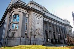 Montevideo de construção histórico Imagens de Stock Royalty Free