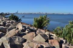 Montevideo de l'ouest Image stock
