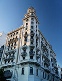 Montevideo Historical Building Uruguay Royalty Free Stock Image