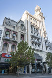 Montevideo Historical Building Uruguay Stock Photography