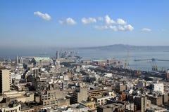 Montevideo, hoofdstad van Uruguay Stock Afbeeldingen