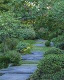 Montevideo Japanese Garden Stock Images