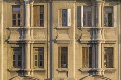 Montevideo Landmark Palacio Salvo Palace Royalty Free Stock Image