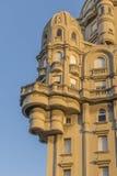 Montevideo Landmark Palacio Salvo Palace Royalty Free Stock Photo
