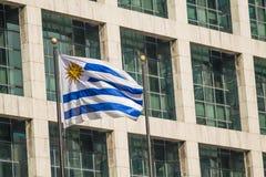 Montevideo presidential building Stock Image