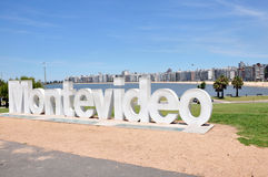 Montevideo Stock Photography