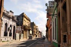 Montevideo stary miasto Obrazy Royalty Free