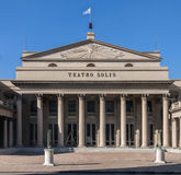 Montevideo Teatro Solis Uruguay Royalty Free Stock Images