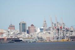 Montevideo, Uruguai Fotografia Stock Libera da Diritti