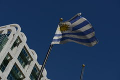 Montevideo in Uruguay Stock Photo