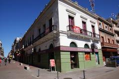 Montevideo Uruguay arkivfoto