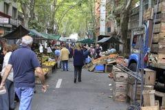 Montevideo Uruguay arkivfoton