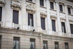 MONTEVIDEO, URUGUAY - 4 FEBBRAIO 2018: Palacio Legislativo i Fotografia Stock