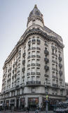 Montevideo Uruguay historyczne budowy Zdjęcia Stock