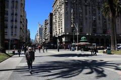 Montevideo, Uruguay Royalty Free Stock Photo