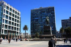 Montevideo, Uruguay Stock Photos