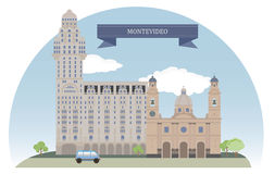 Montevideo, Uruguay Royalty Free Stock Images