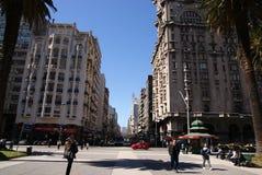 Montevideo, Urugwaj obraz stock