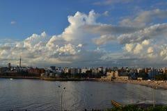 Montevideovästkusten Arkivbilder