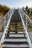 Montez des escaliers Photo libre de droits