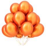 """Résultat de recherche d'images pour """"ballon orange anniversaire"""""""