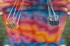 Montez le carrousel Photographie stock libre de droits