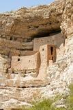 Montezuma城堡 免版税库存图片