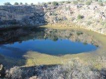 Montezuma bem no Arizona Fotos de Stock