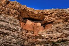Montezuma Castle Stock Image