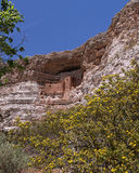 Montezuma Castle Royalty Free Stock Photo