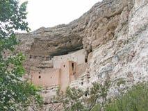 Montezuma castle Royalty Free Stock Photography