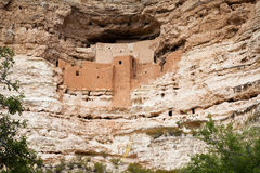 Free Montezuma Castle National Monument Royalty Free Stock Photos - 21530148