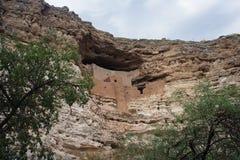 Montezuma Castle National Monument Stock Image