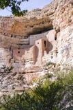 Montezuma Castle National Monument in Arizona Stock Images
