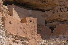 Montezumas Castle near Camp Verde, Arizona, USA Stock Photo