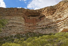 Montezuma Castle National Monument Stock Image